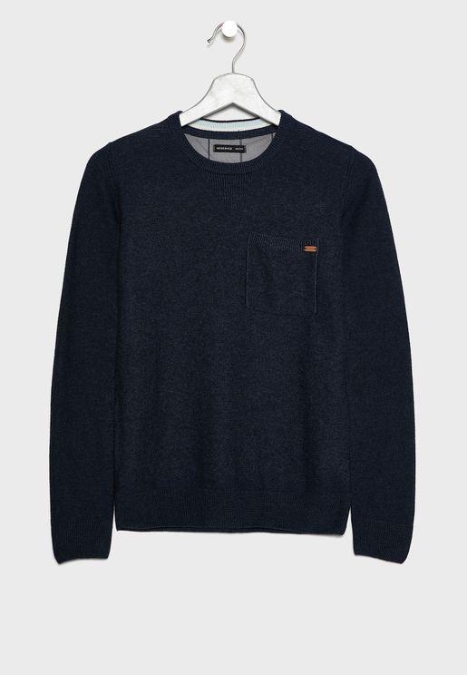 Kids Classic Sweater
