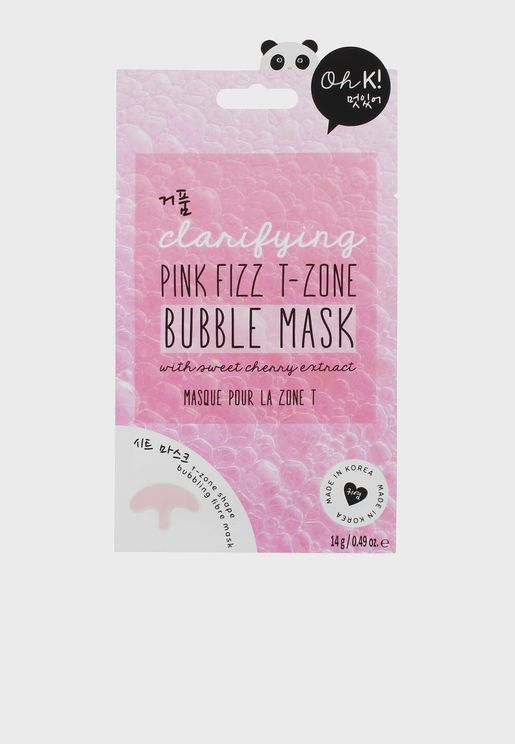 Fizz T-Zone Bubble Mask