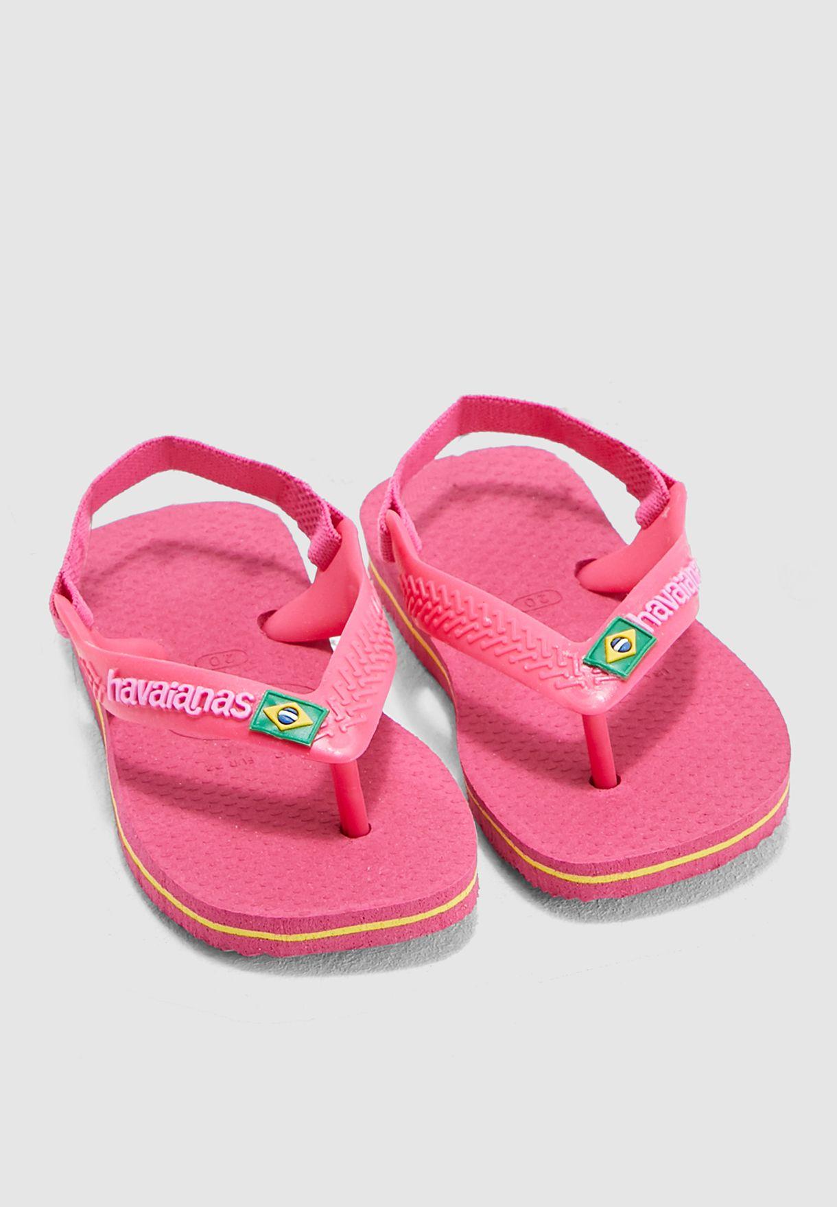 Infant Brazil Logo Slyde
