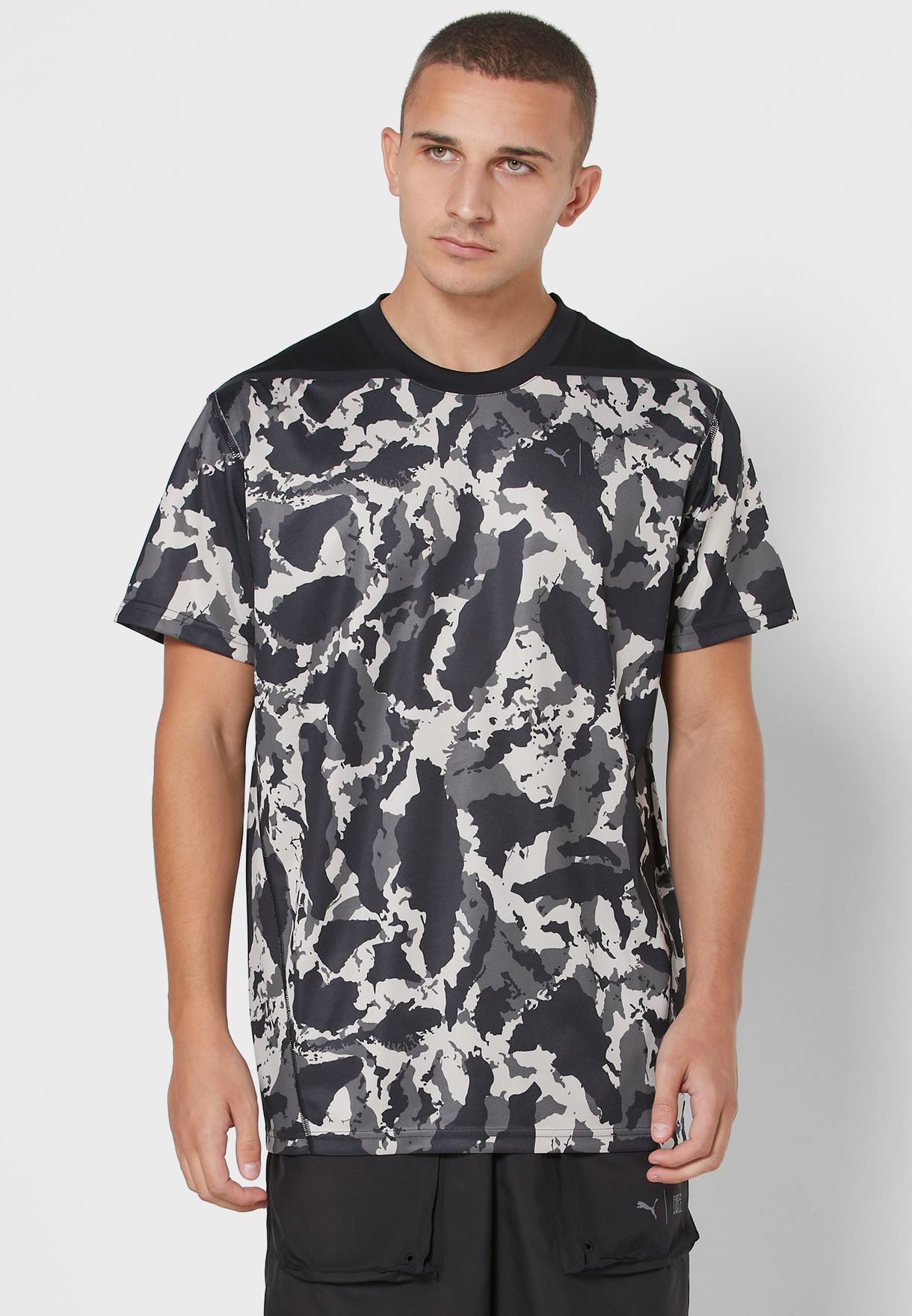 First Mile Camo T-Shirt