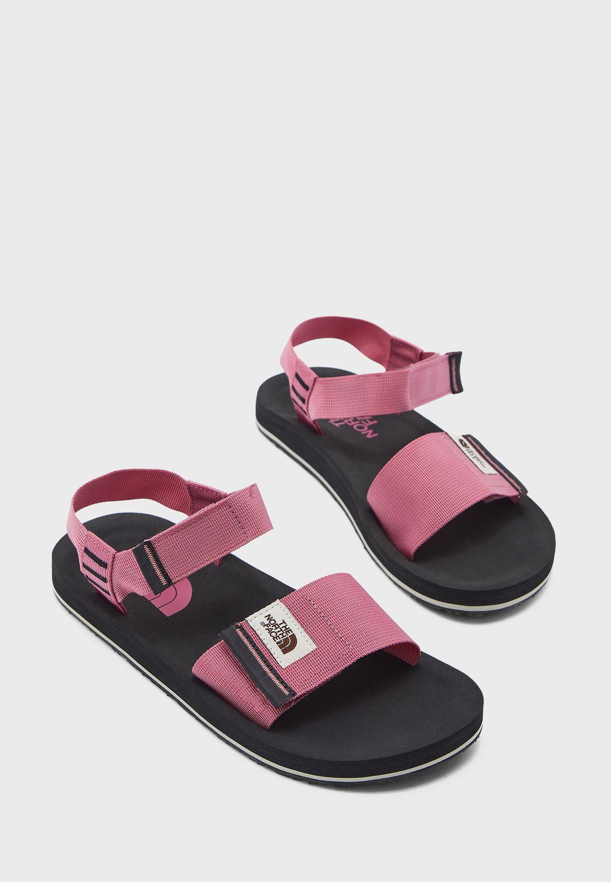 Buy The North Face pink Skeena Sandal