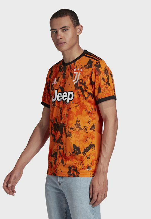 Juventus 3rd 20/21 Jersey
