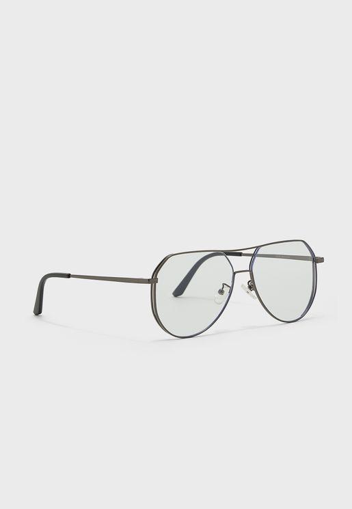نظارة مقاومة للأشعة الزرقاء للكمبيوتر