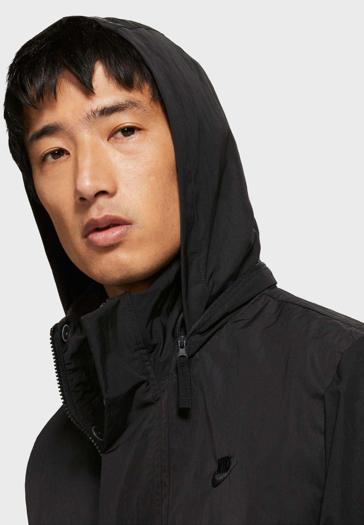 NSW Hooded Jacket