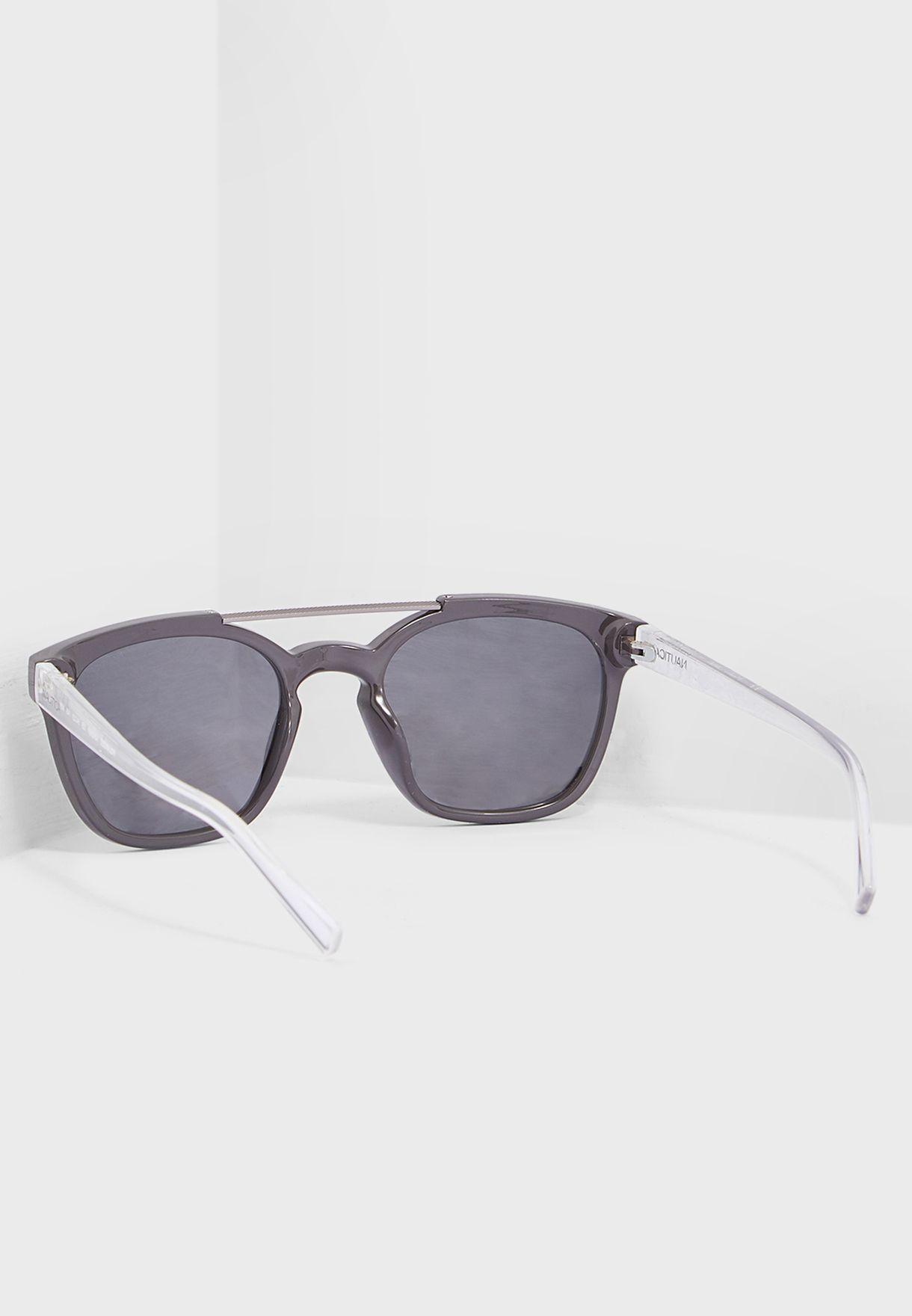 N3638SP Modified Rectangle Sunglasses