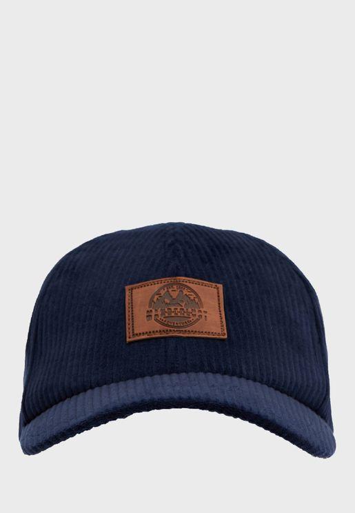 Curved Peak Cap