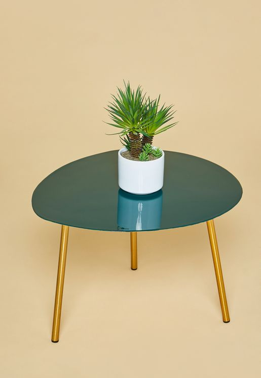 Small Ovoid Side Table