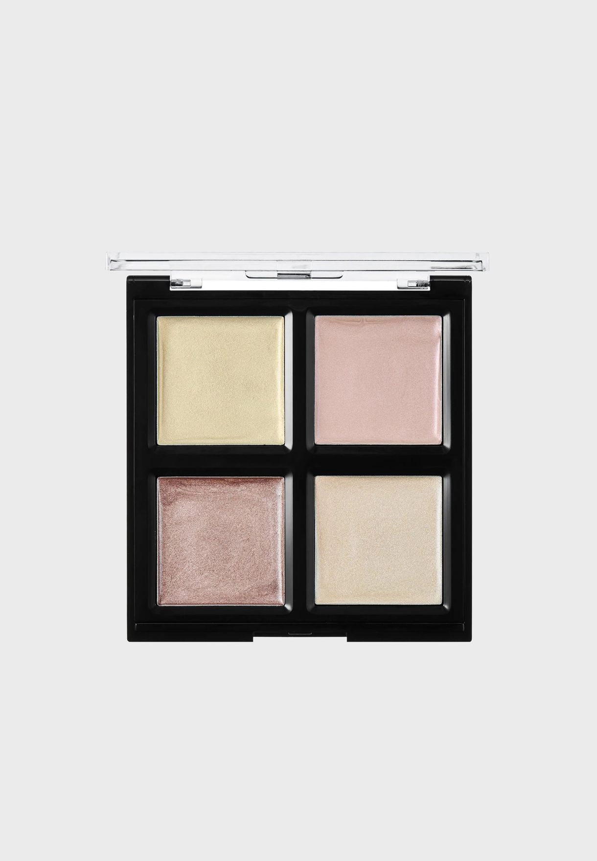 Ultra Glow Crème Highlighter Quad