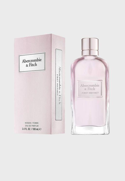 First Instinct Together For Women Eau de Parfum 100ml
