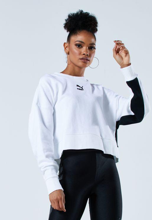 Classics Cropped Sweatshirt