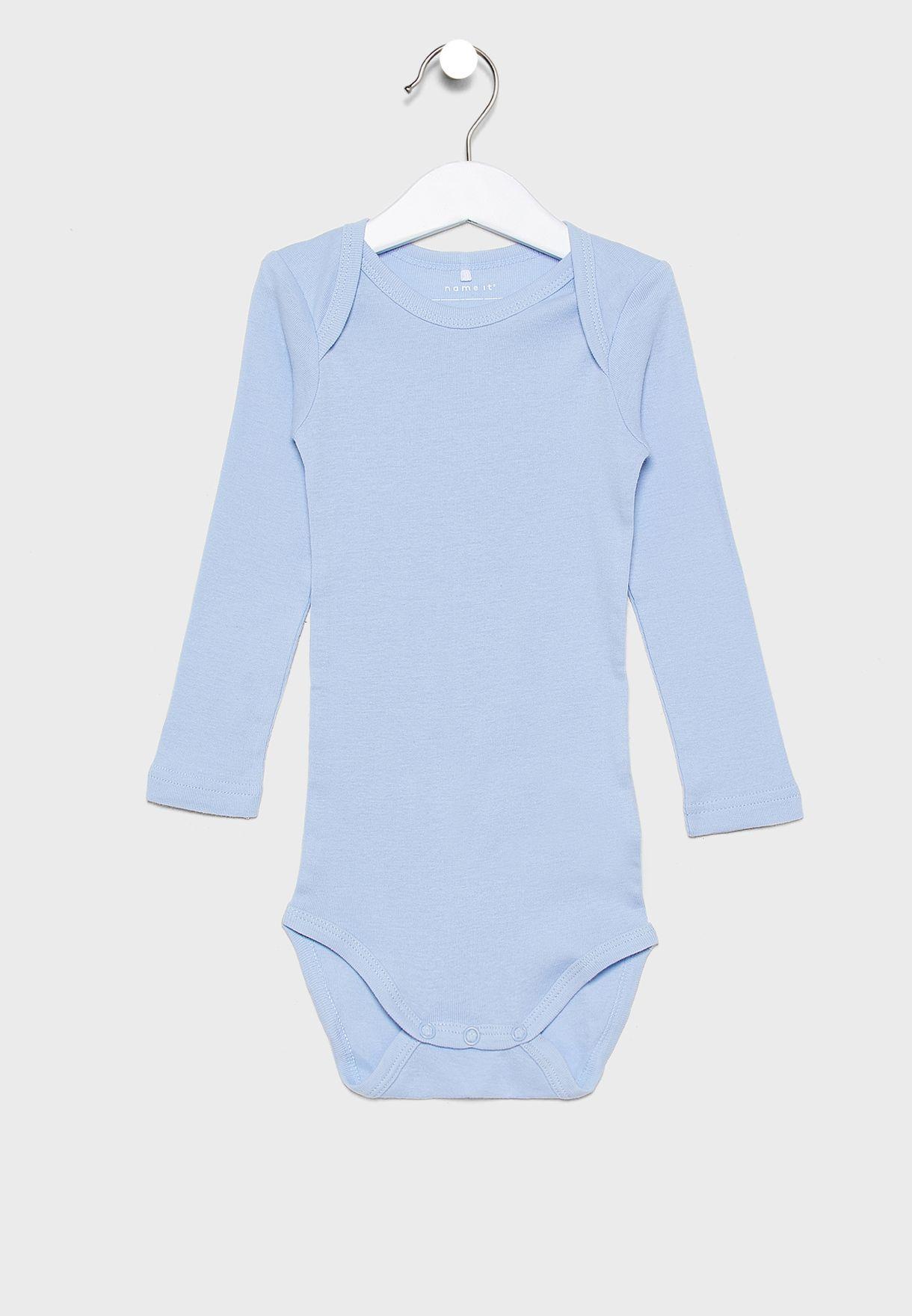 Infant 3 Pack Graphic Bodysuit