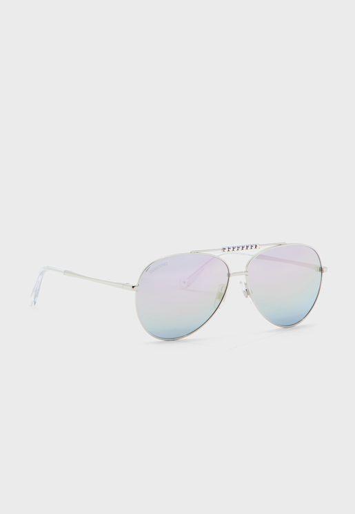 SK0308 16Z Aviator Sunglasses