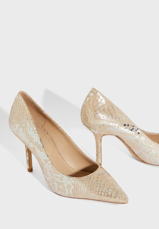 Laurie High Heel Pump