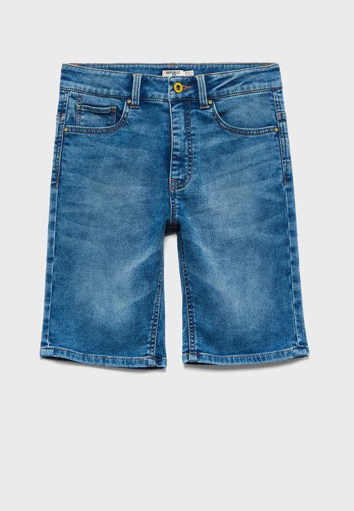Kids Essential Short