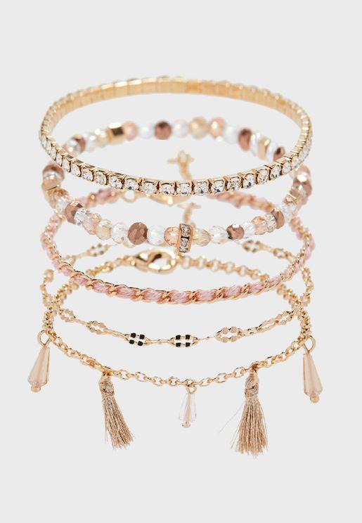 Hithralia Bracelets Set