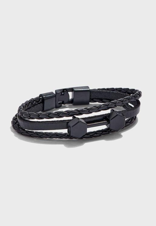 Dumbbell Bracelet