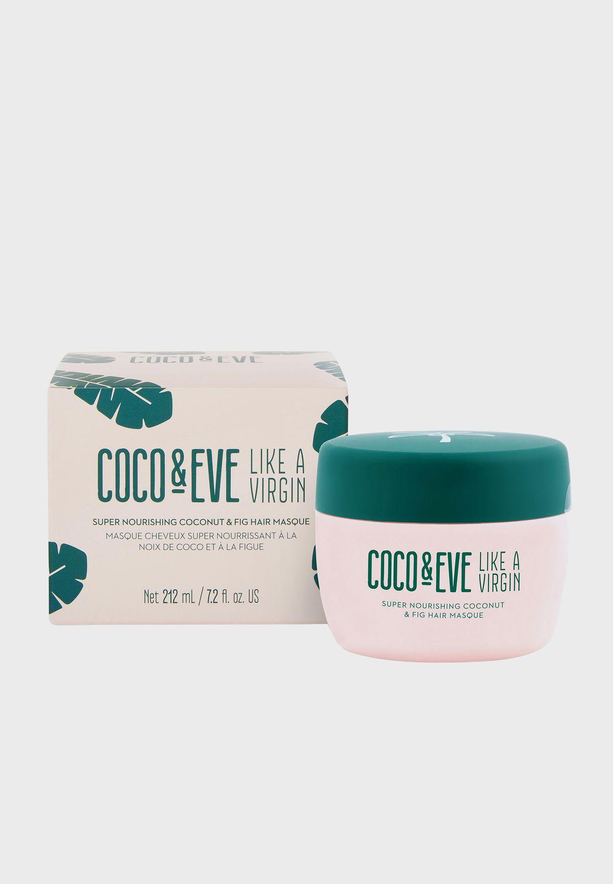 Super Nourishing Coconut & Fig Hair Masque