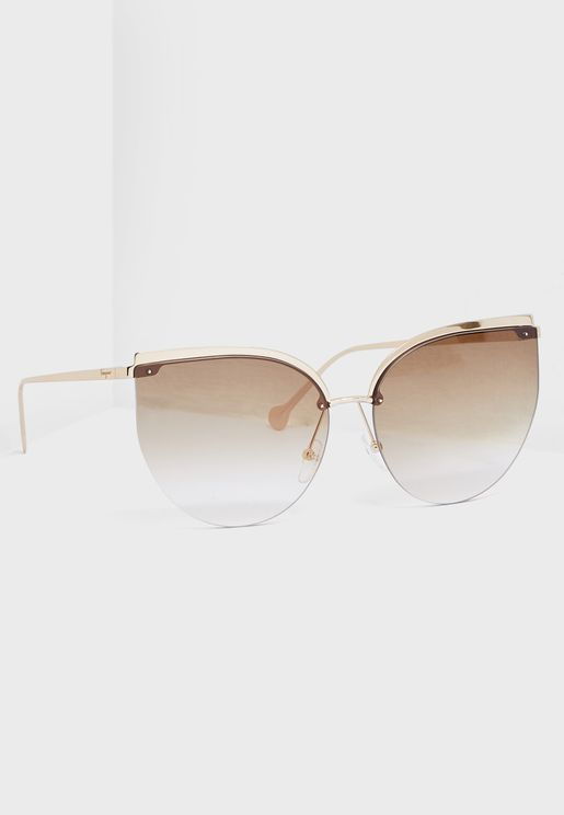 SF195S Cat Eye Sunglasses