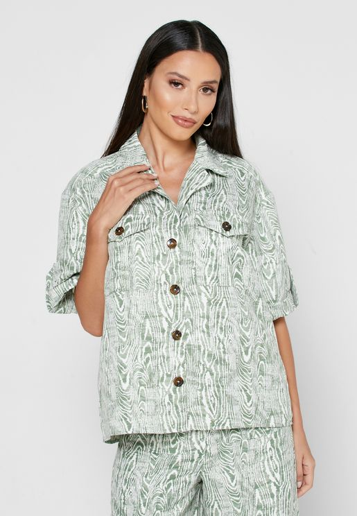 Energised Button Down Shirt