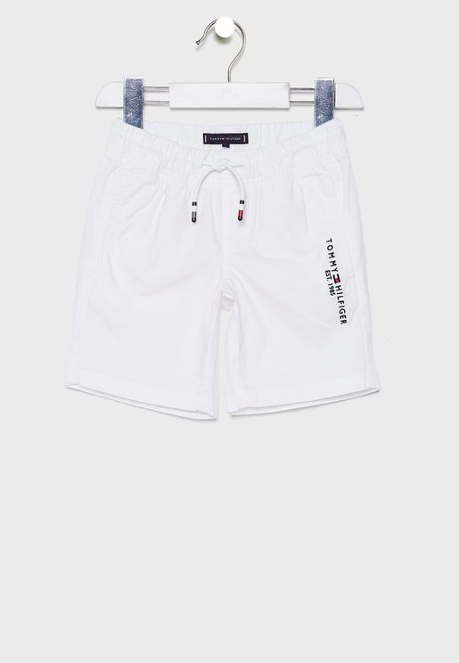 Little Tie Waist Shorts