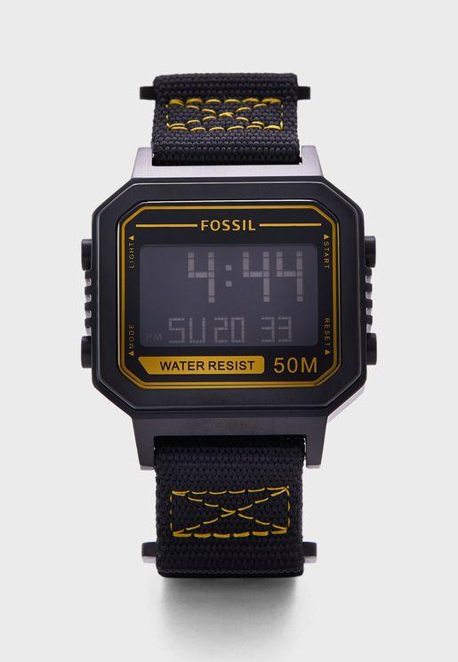 Squaredial Digital Watch