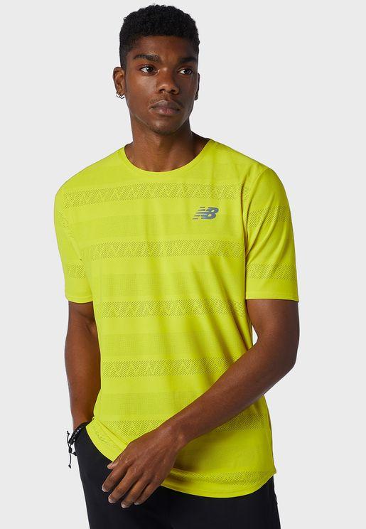 Speed Jacquard T-Shirt