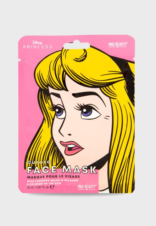 Disney Pop Princess Face Mask Aurora