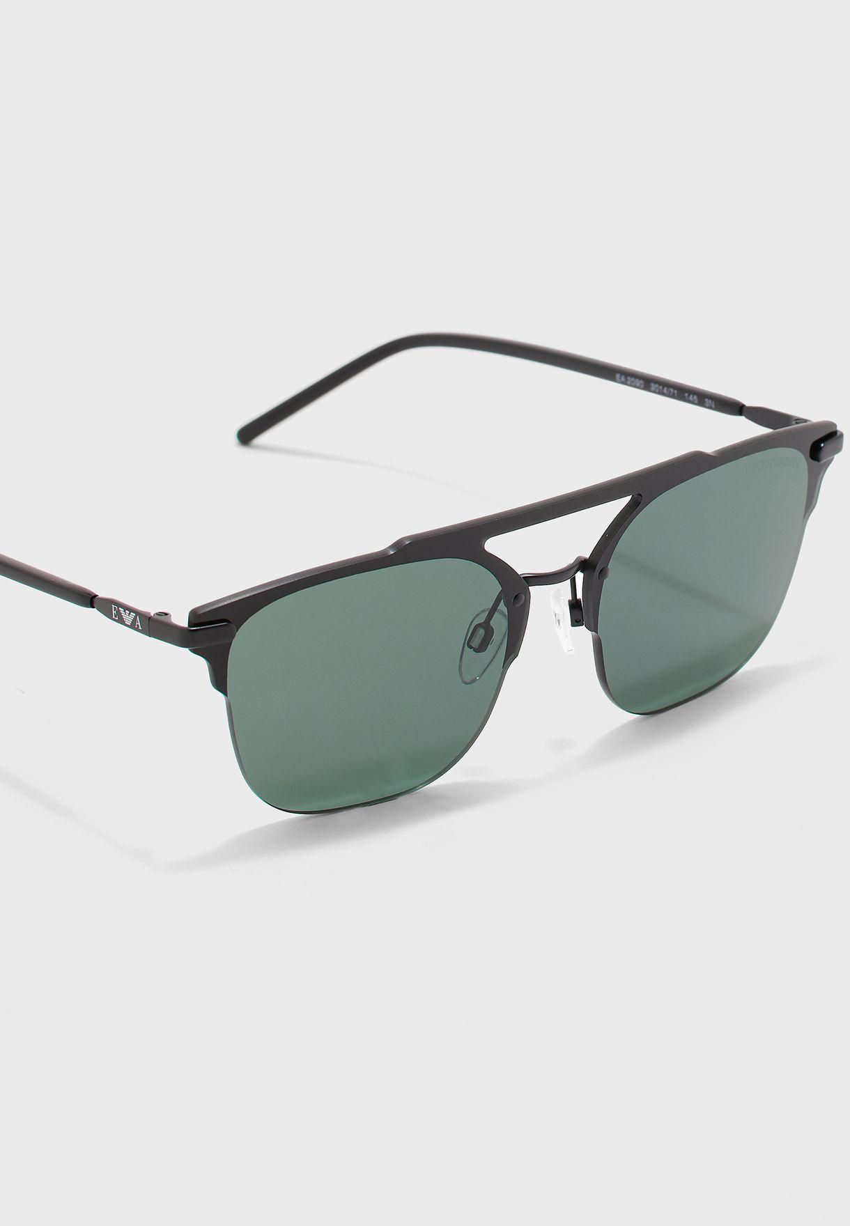 0EA2090 Clubmaster Sunglasses