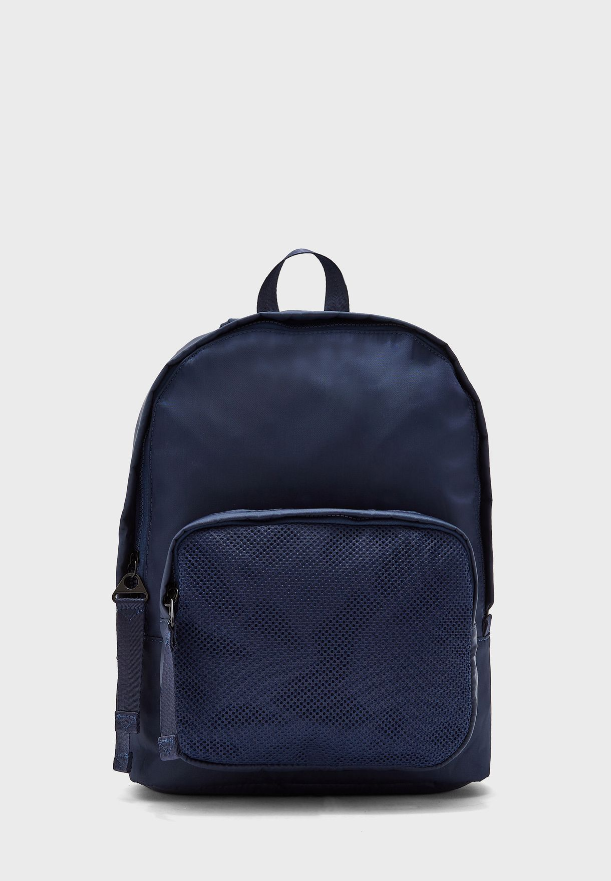 Mesh Pocket Backpack