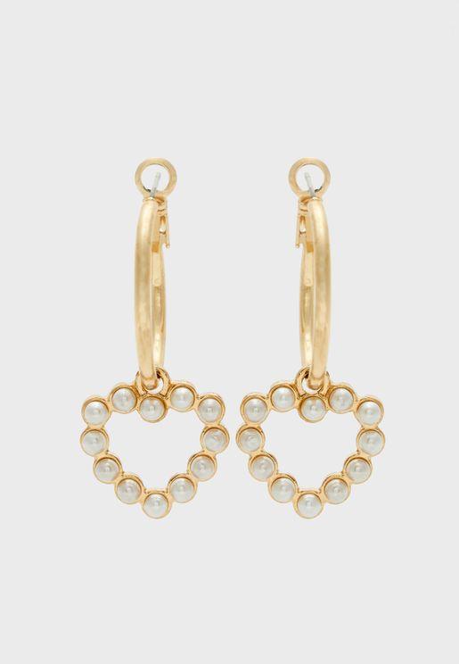 Zelilian Drop Earrings