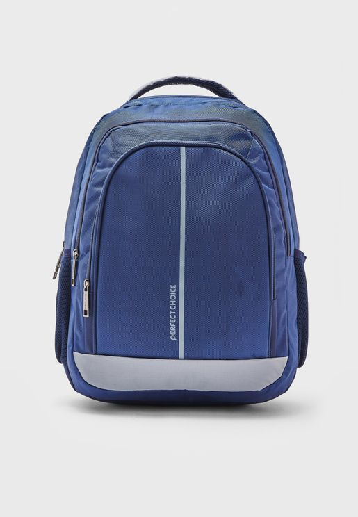 Cushioned Dual Compartment Backpack