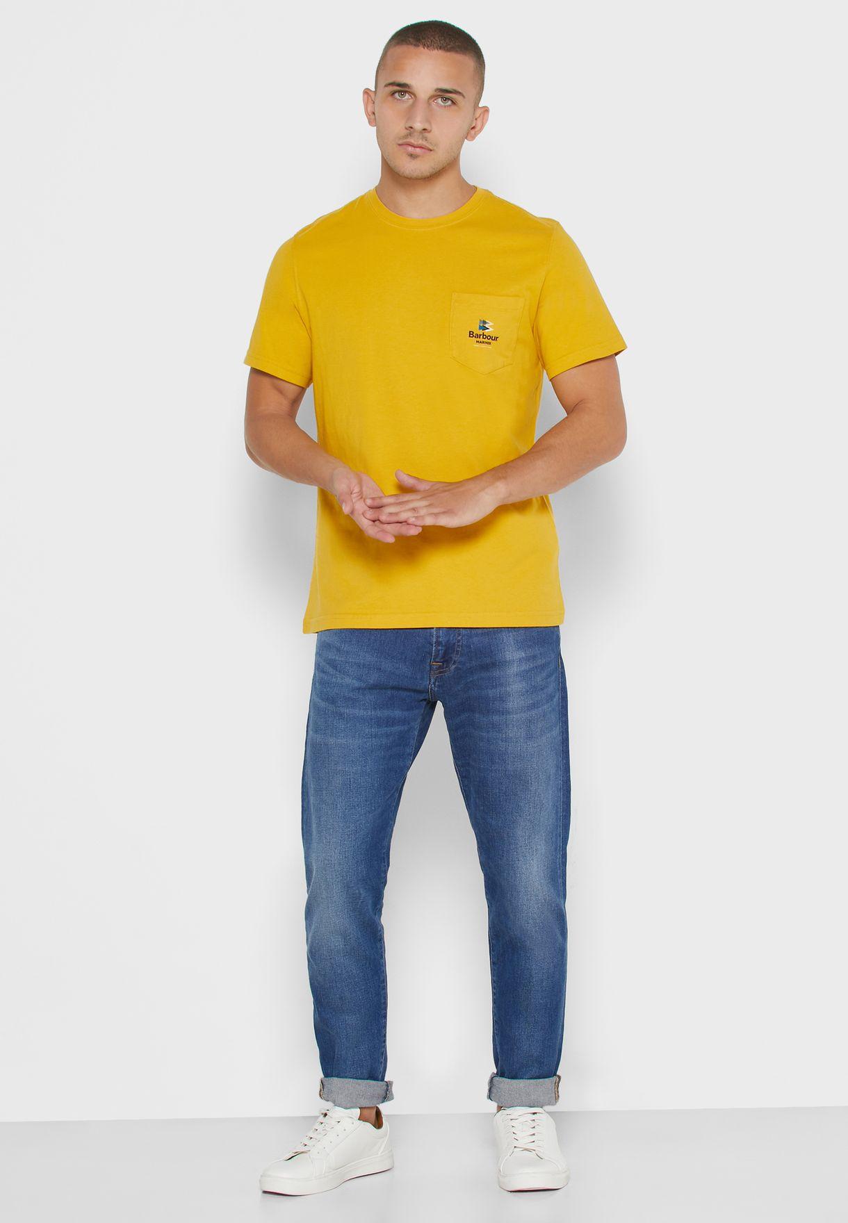 Tamar Crew Neck T-Shirt
