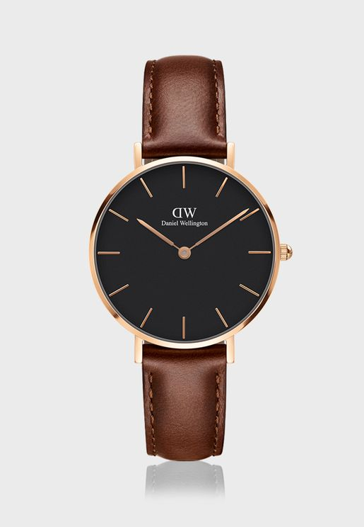 Classic Petite Mawes Analog Watch
