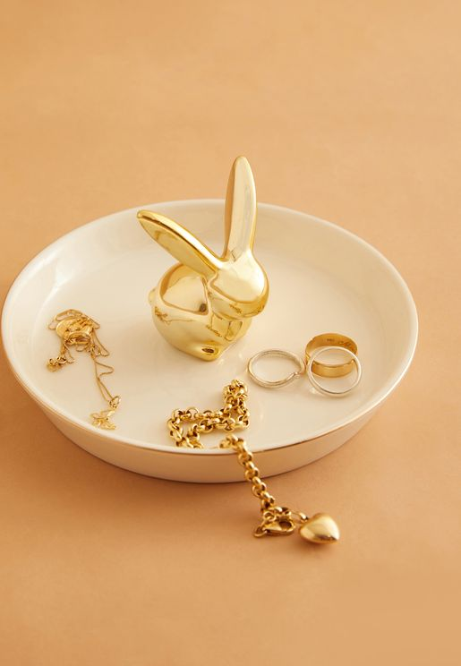 Rabbit Trinket Dish