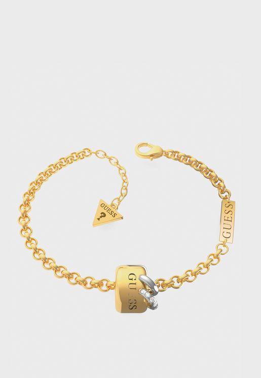 Chain Ring Piercing Bracelet
