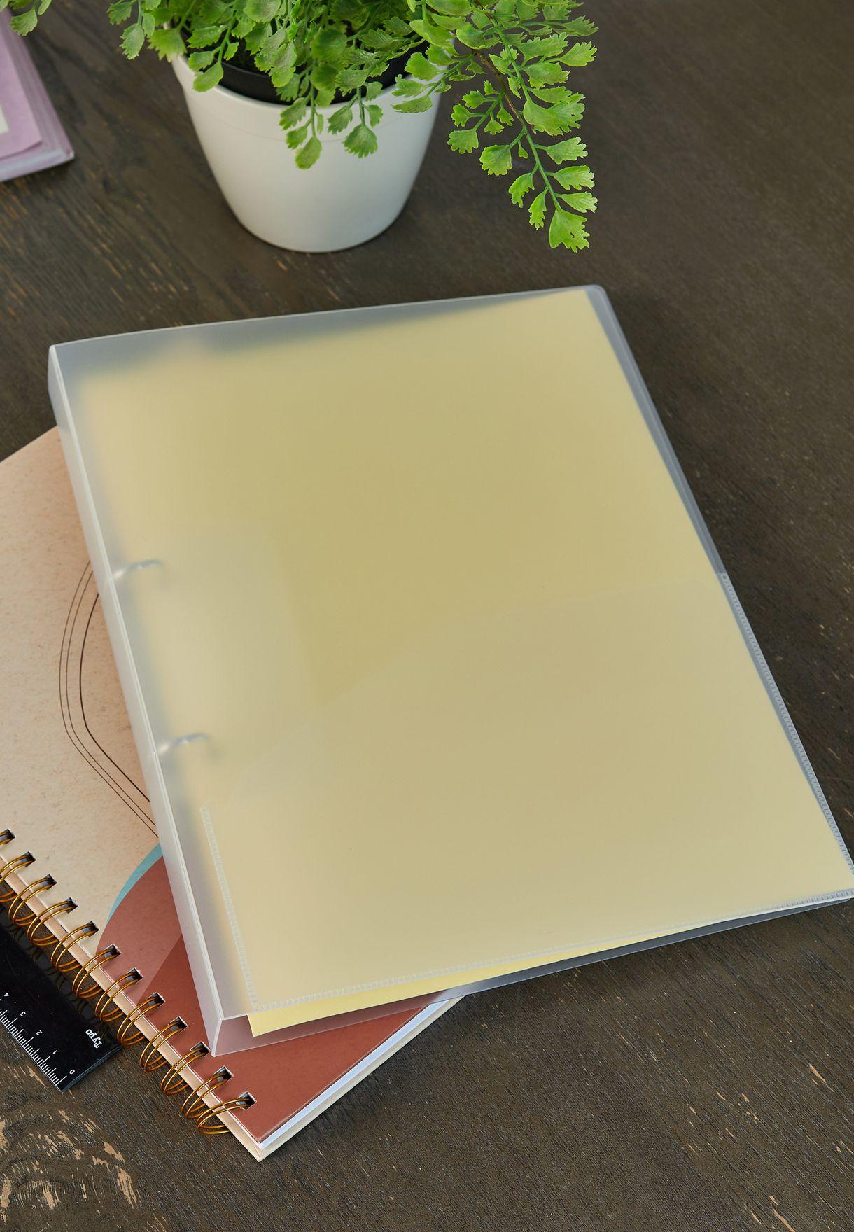 Documents Binder