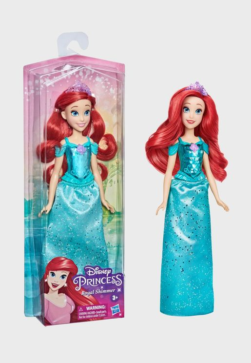 Disney Princess Royal Shimmer - Ariel Doll