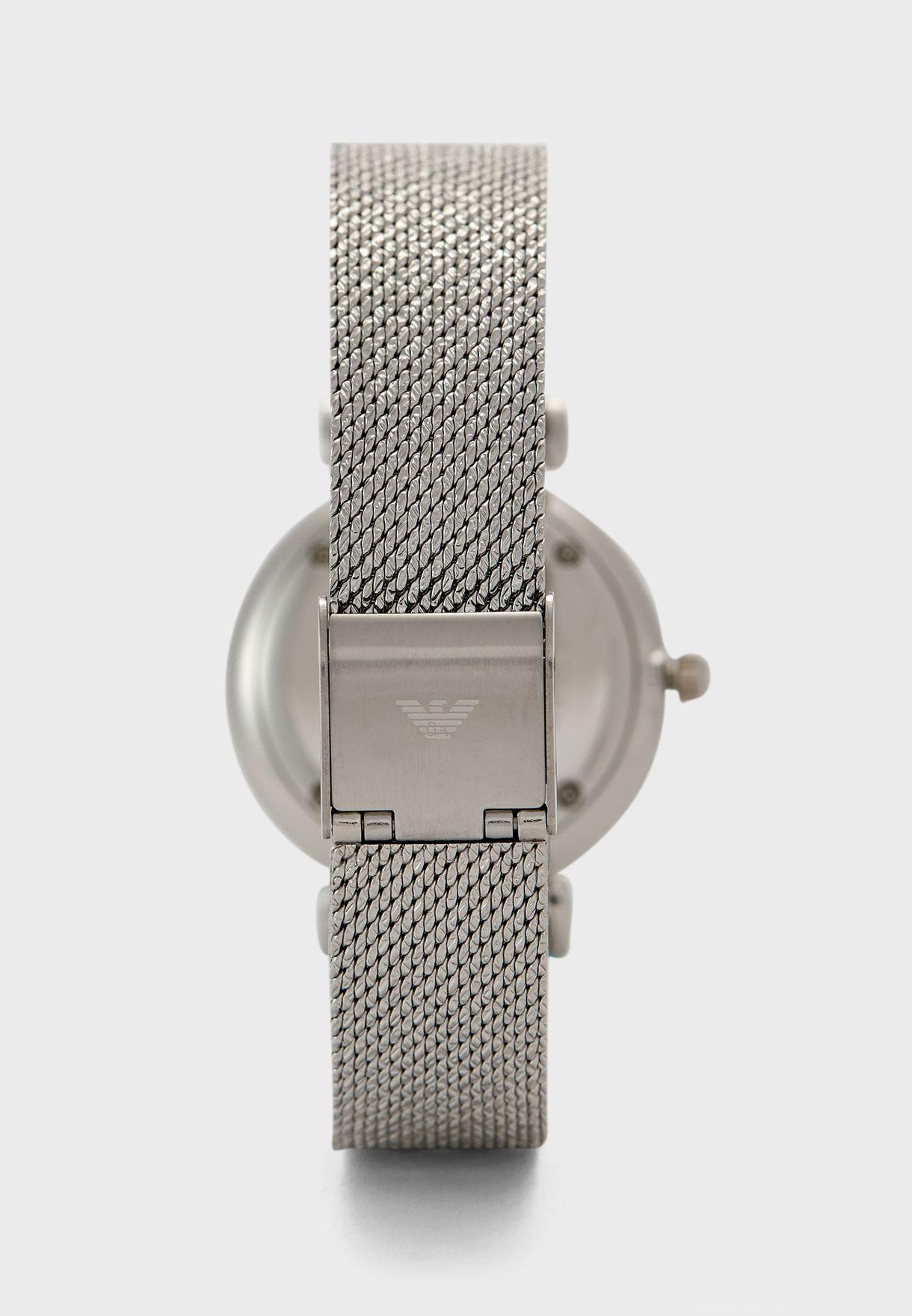 Gianni T-Bar Analog Watch