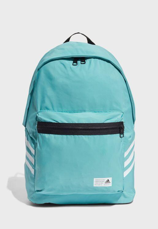 3 Stripe Classic Backpack