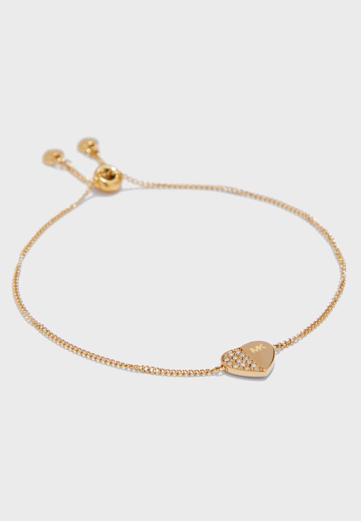 MK4490 Lauryn Analog Watch+Bracelet Set