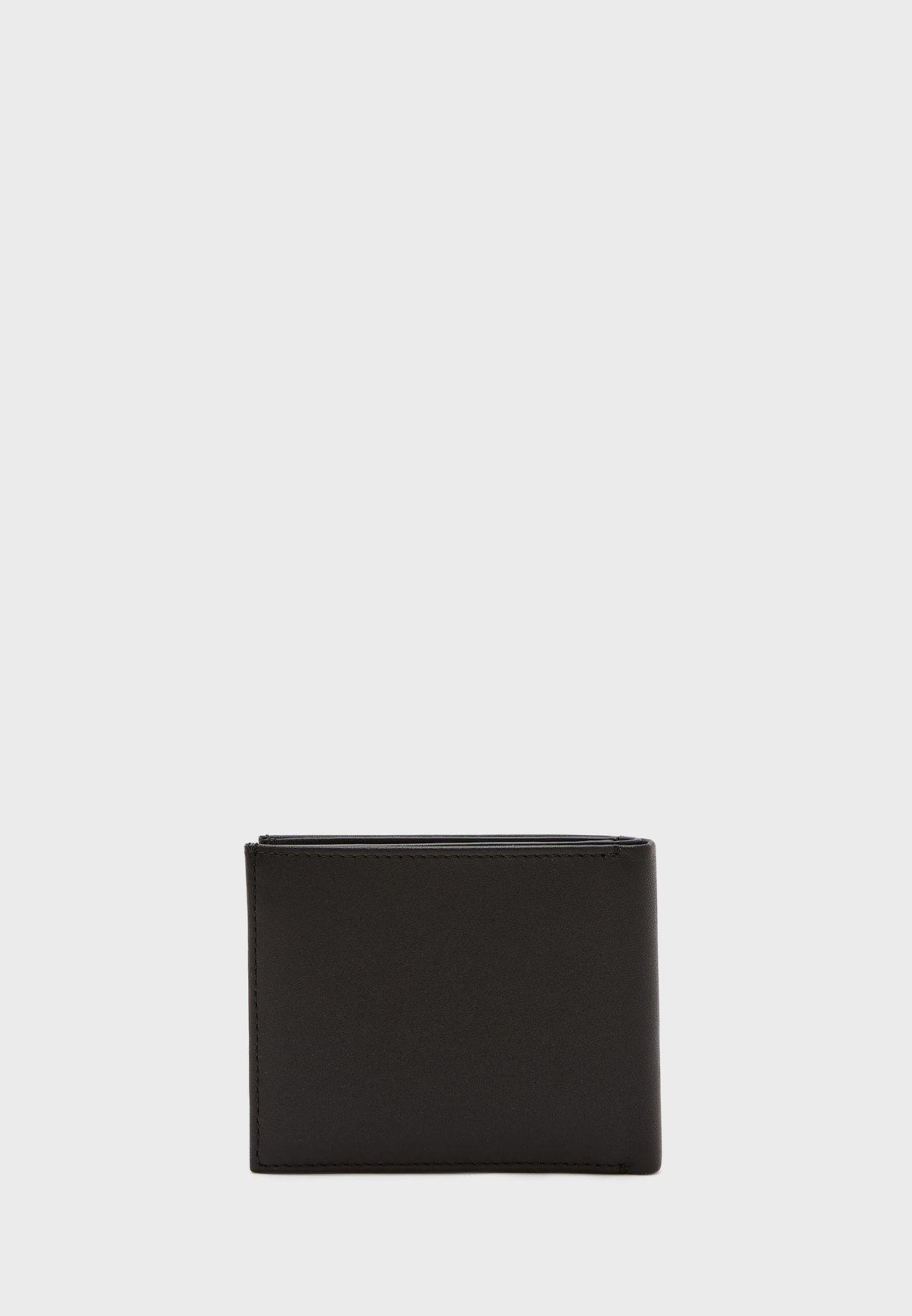 محفظة قابلة للطي مع سحاب