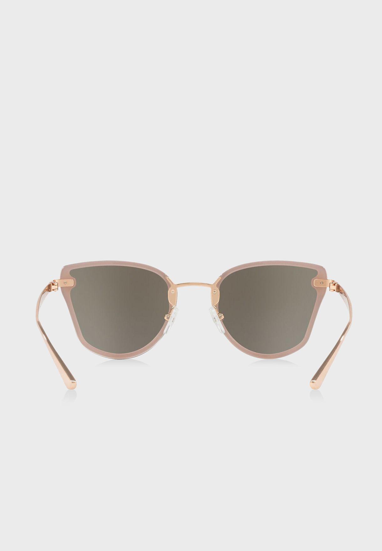 نظارة شمسية عين القطة عصرية
