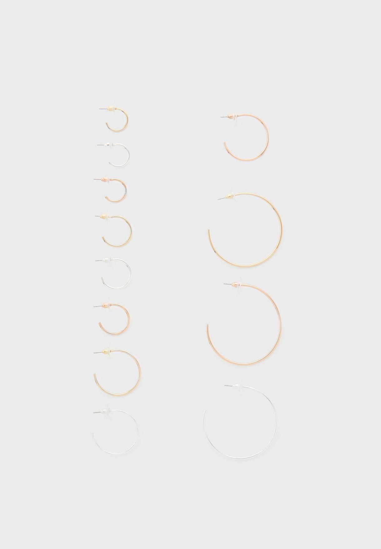 Arisia Earrings Set