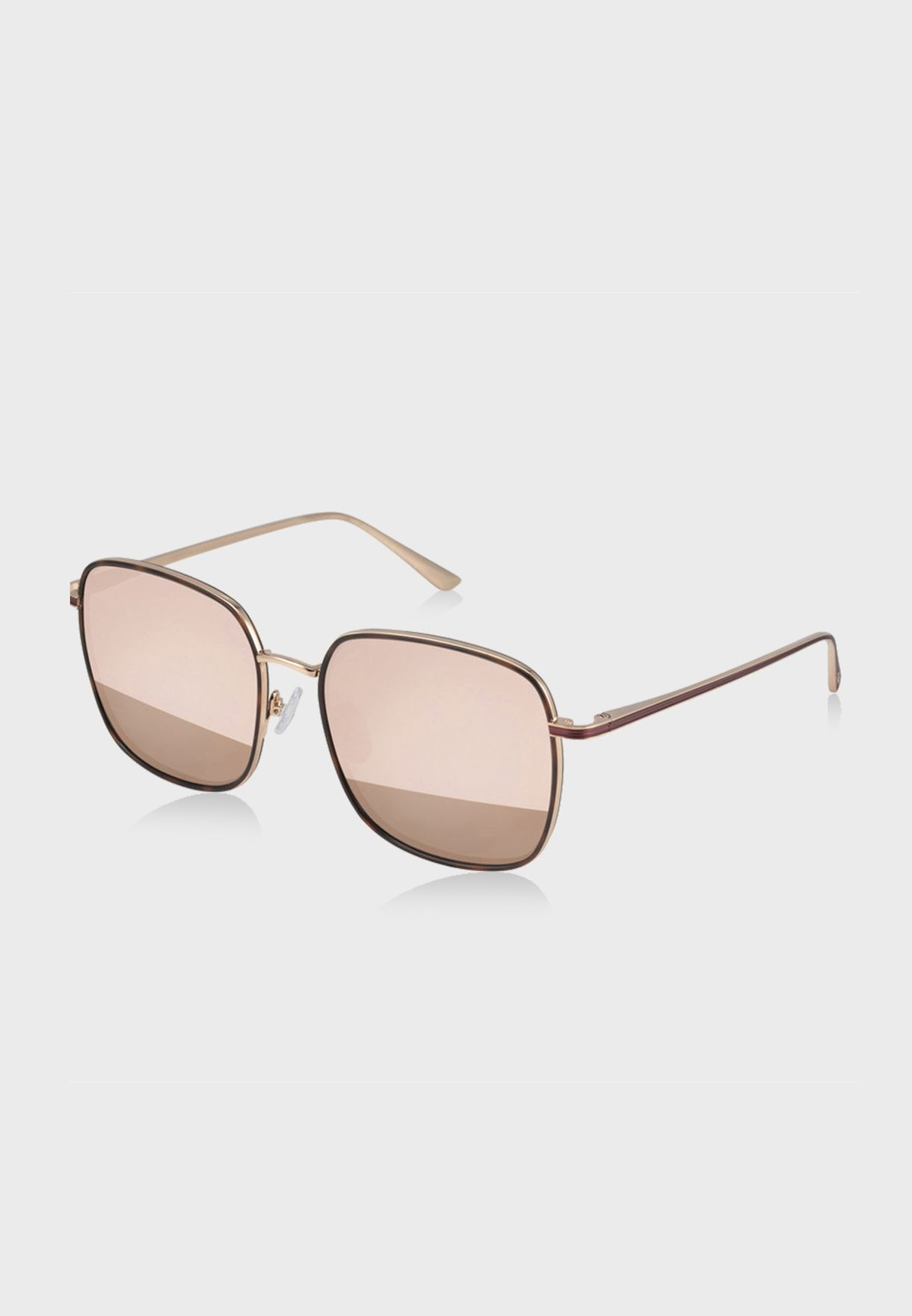 L SR779002 Oversized Sunglasses
