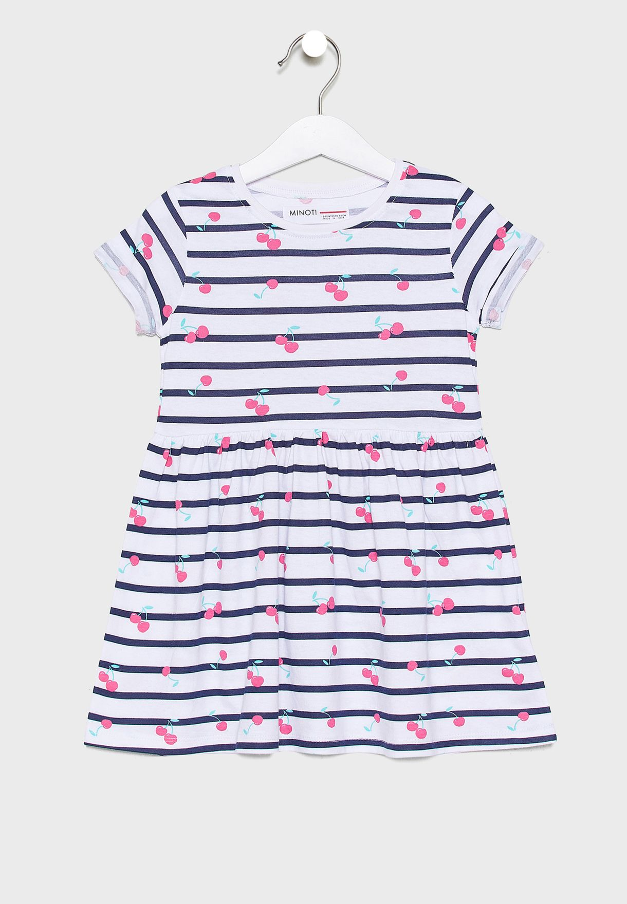 Infant Striped Dress