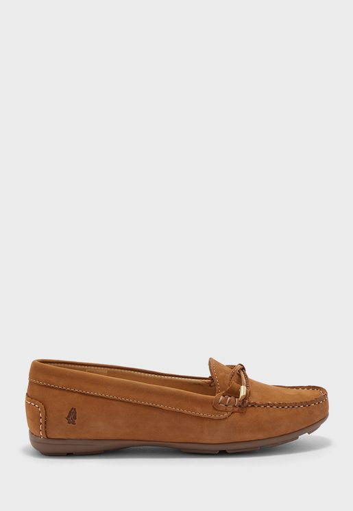Casual Bow Moccasins