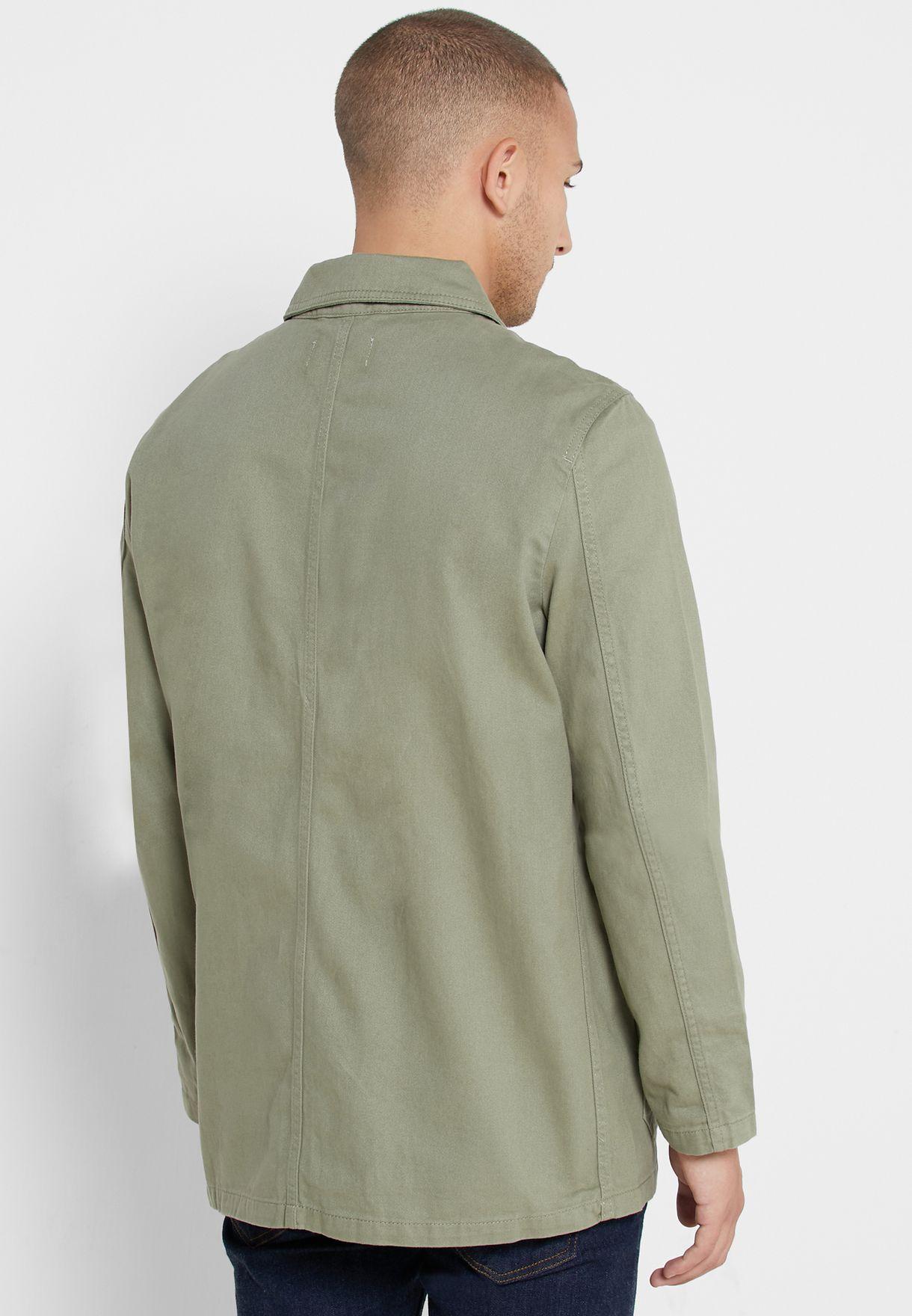 Conley Pocket Detail Jacket