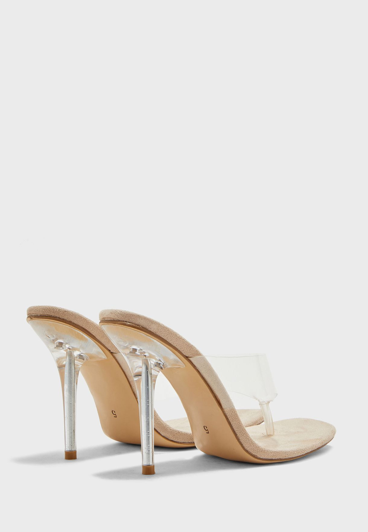 Shade High Heel Sandal
