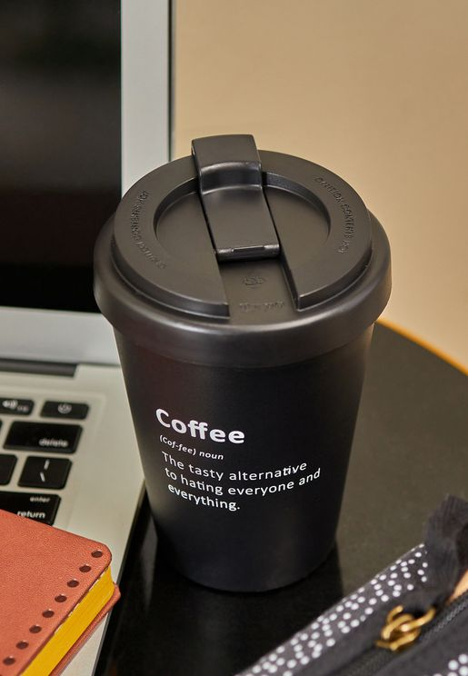 Coffee Definition Flask