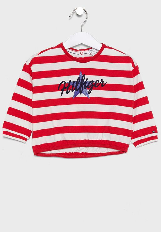 Kids Stripped T-Shirt